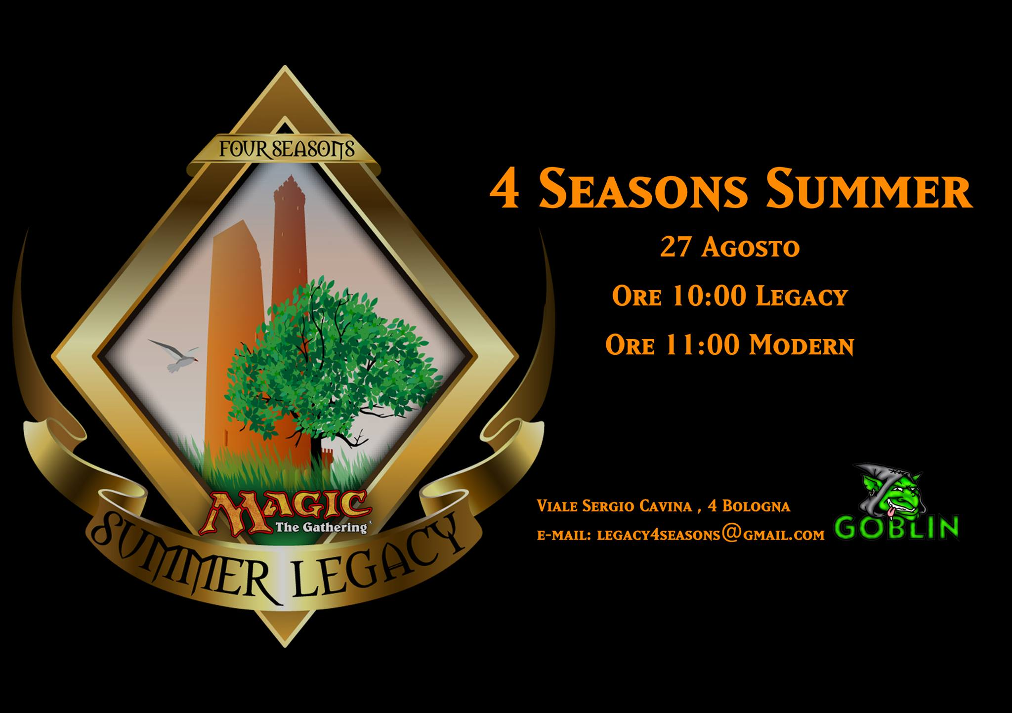 4Seasons Summer  2017